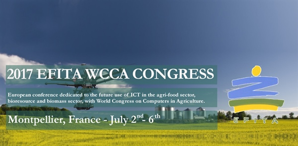 2017 Efita WCCA congres registration